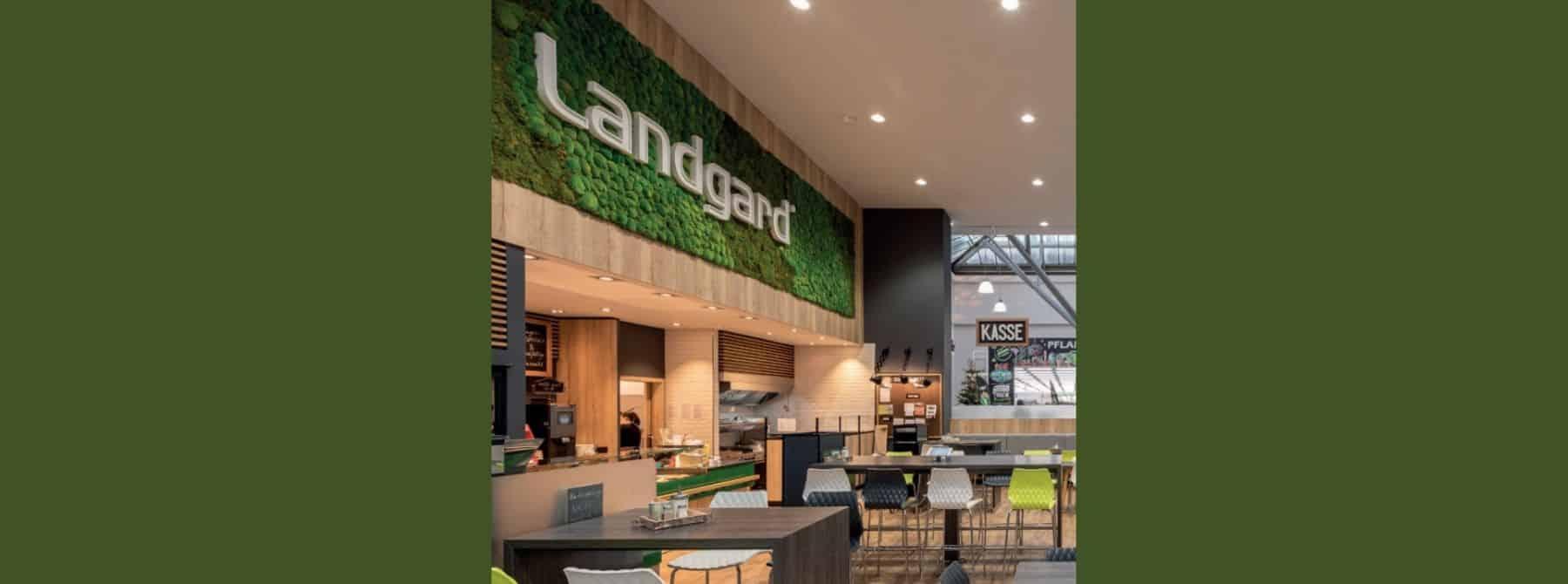 Landgard website 1
